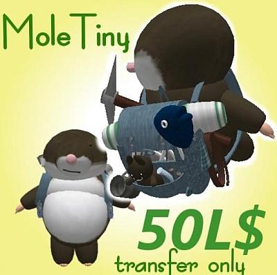 Mole Tiny_001