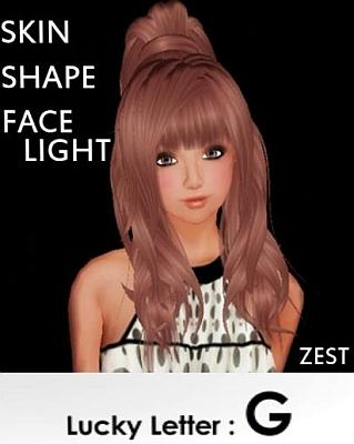 Zest Town Skin Shape LB_001